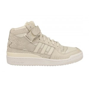 Adidas Forum Mid RS Cream White