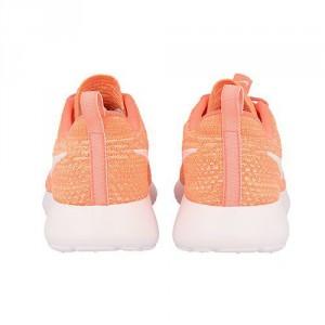 Nike Wmns Roshe One Flyknit Hot Lava