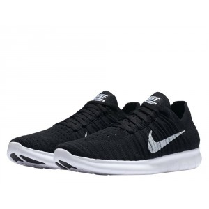 Nike Wmns Free RN Flyknit Black