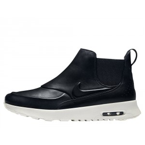 Nike Wmns Air Max Thea Mid All Black
