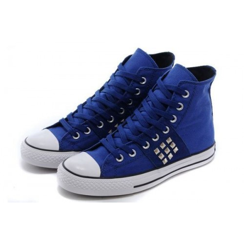 Converse Canvas With Studs High