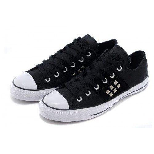 Converse Canvas With Studs Low