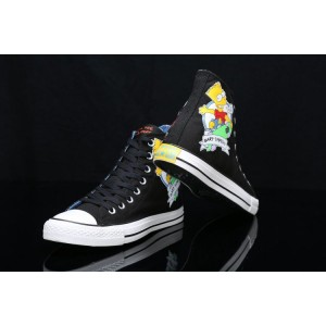 Converse Chuck Taylor All Star Bart Simpson High