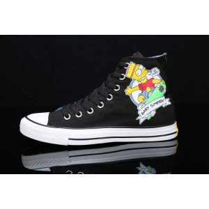 Converse Chuck Taylor All Star Bart Simpson High W