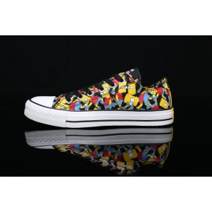 Converse Chuck Taylor All Star Bart Simpson Low