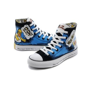Converse Chuck Taylor All Star Emotions Of Homer Simpson