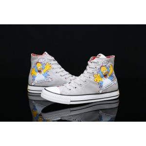Converse Chuck Taylor All Star Homer Simpson High W