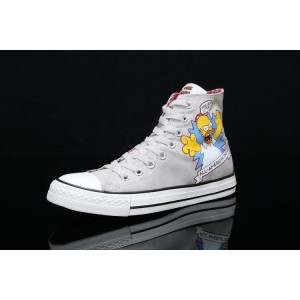 Converse Chuck Taylor All Star Homer Simpson High