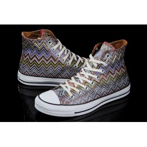 Converse Chuck Taylor All Star Missoni High