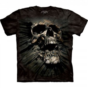3D Майка Skull