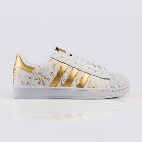 Adidas SuperStar (Gold)