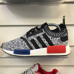 Adidas Nmd (blue-red)