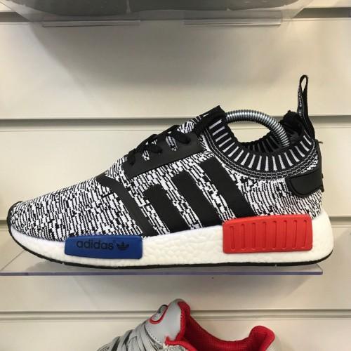 Adidas Nmd (blue-red)