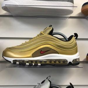 Nike Air Max 97 (gold)